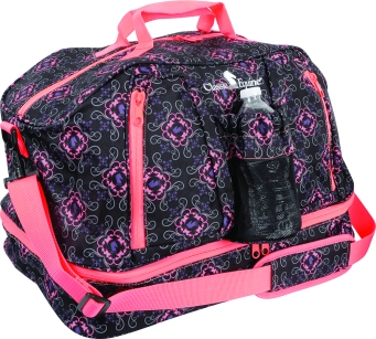 Coral Knights Weekend Duffel Bag